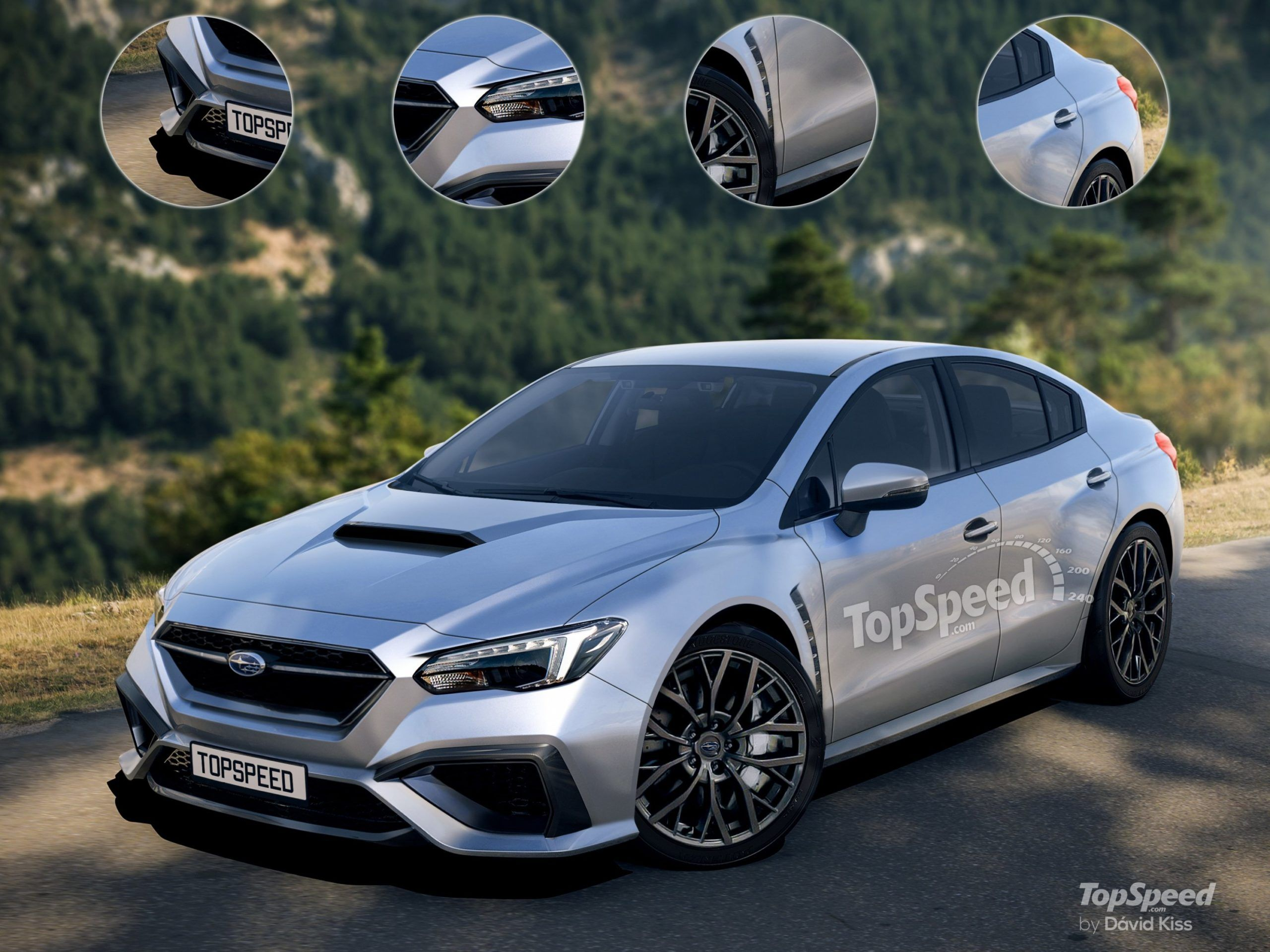2020 Subaru Legacy Turbo Gt Picture