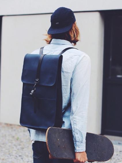 How I Travel - Win a RAINS Backpack or Mini Backpack (5 Winners) - 473442eae8ddf