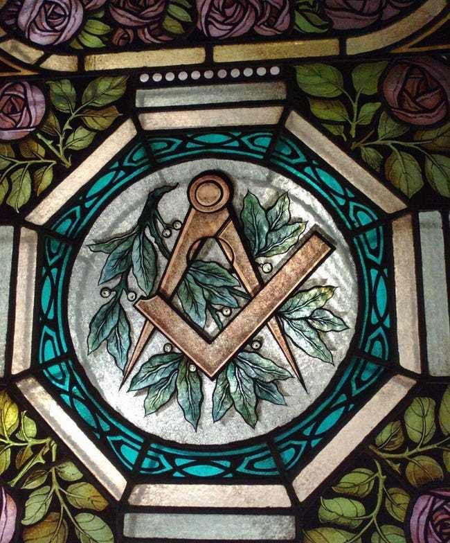 15 Freemason Symbols That Are Hiding In Plain Sight And What They