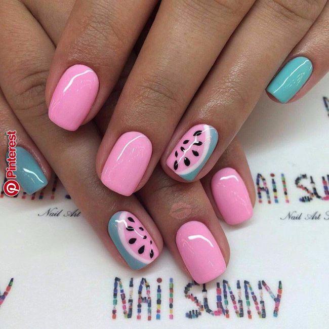 Shkola Krasoty Manikyur In 2019 Pinterest Nail Designs Nail