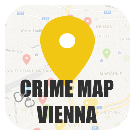 Crime-Map Vienna
