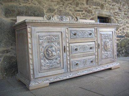 restaurar muebles  Hacer bricolaje es facilisimo.com  Proyectos  Pinterest...