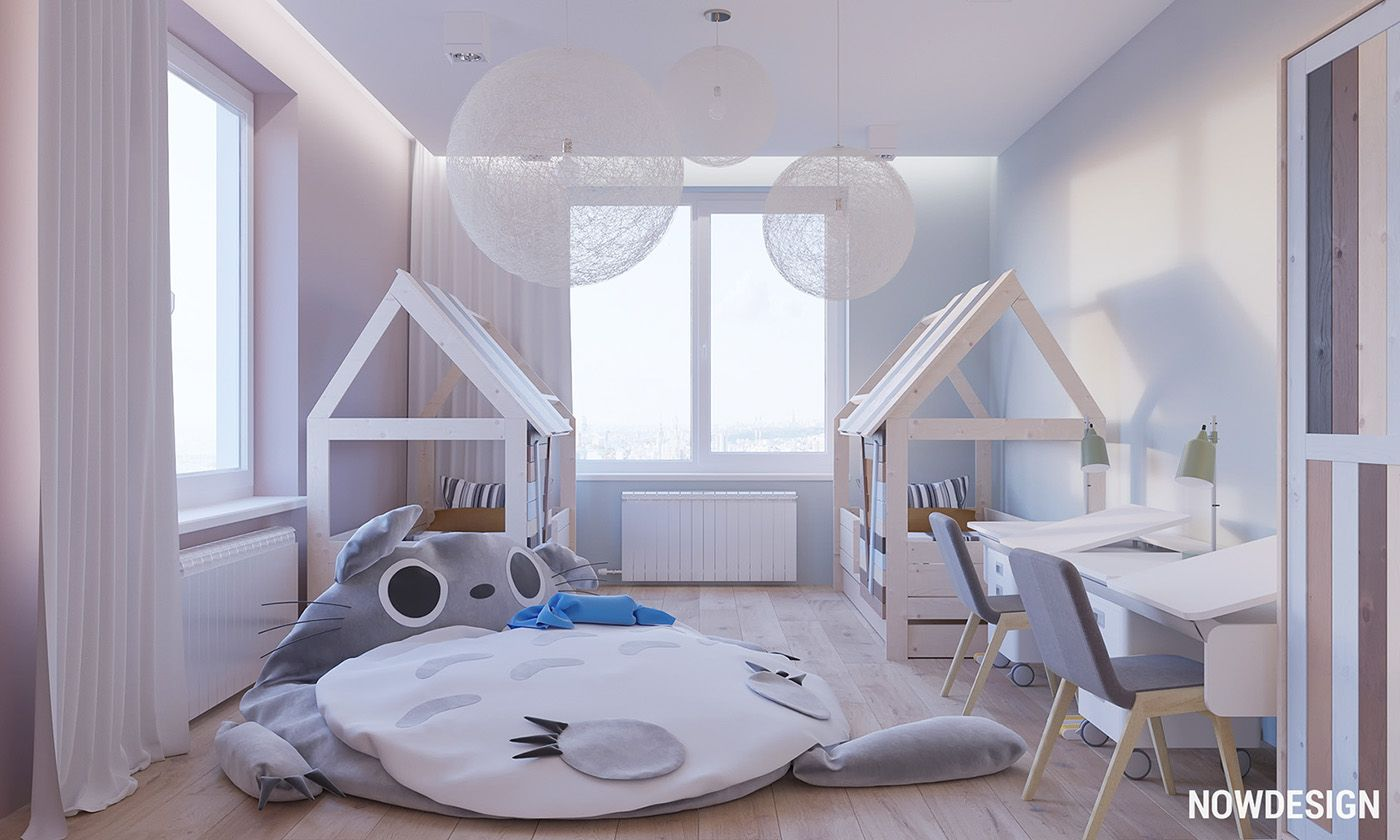 3 modern minimalist apartments for young families pinterest