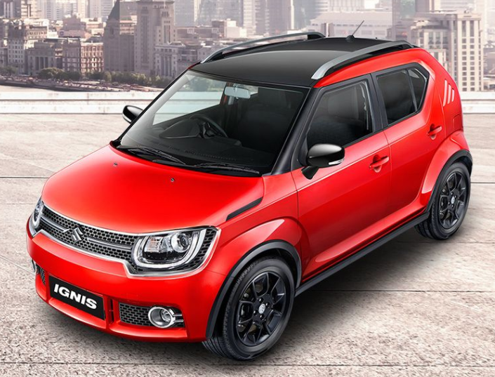 2018 suzuki ignis colors release date redesign price. Black Bedroom Furniture Sets. Home Design Ideas