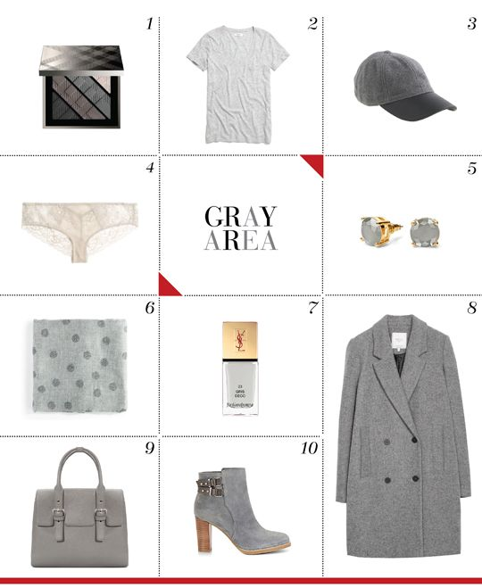 Mizhattan - Sensible living with style: *FRIDAY FRUGAL FINDS* Gray Area