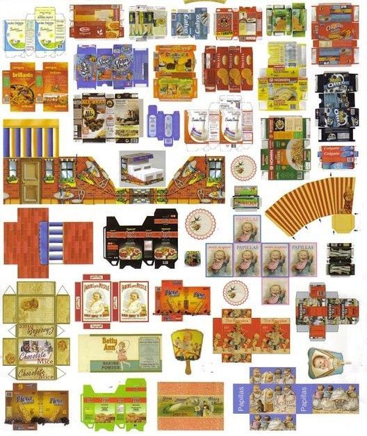 Materiale da stampare dal web – Printies from the