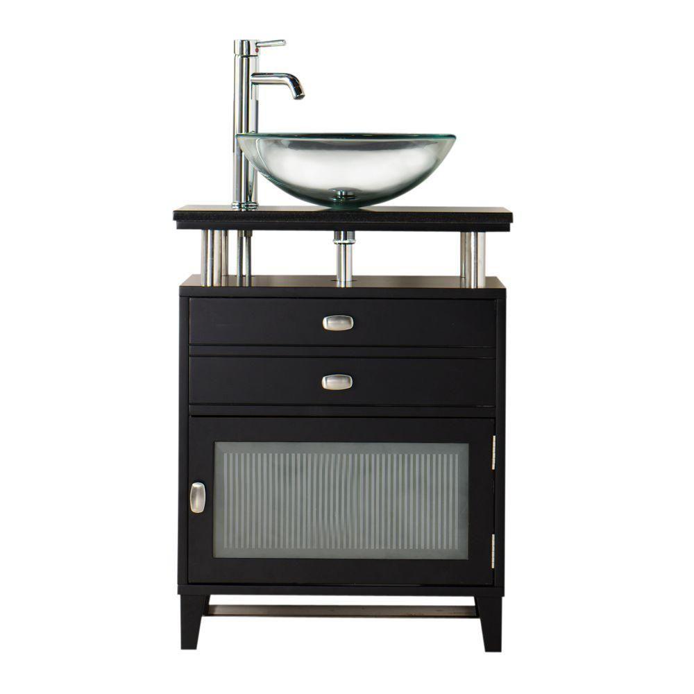 Home Decorators Bathroom Vanities Home Decorators Collection Moderna 24 In W X 21 In D Bath Vanity