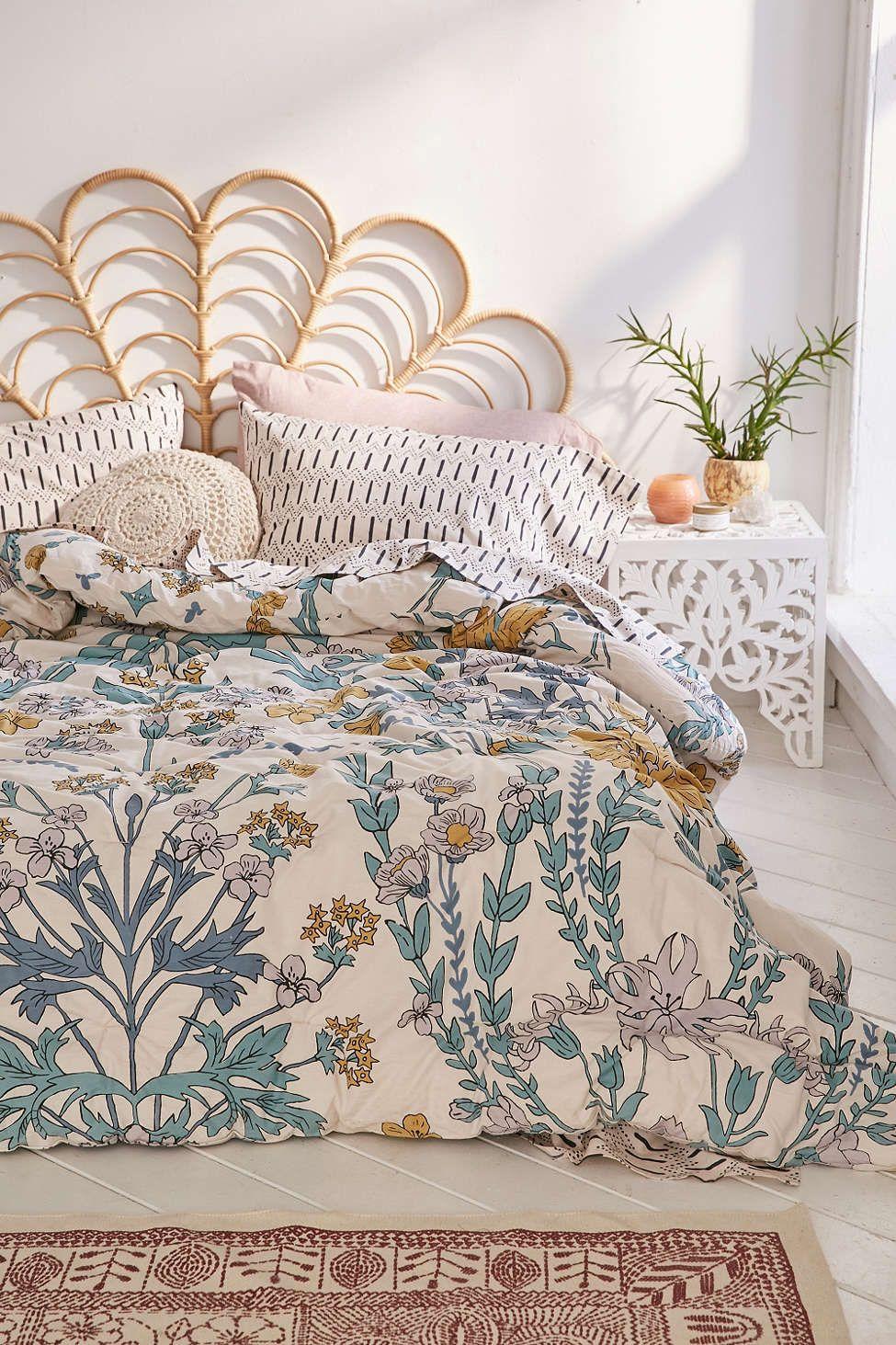 ingrid folk comforter snooze set comforter urban. Black Bedroom Furniture Sets. Home Design Ideas