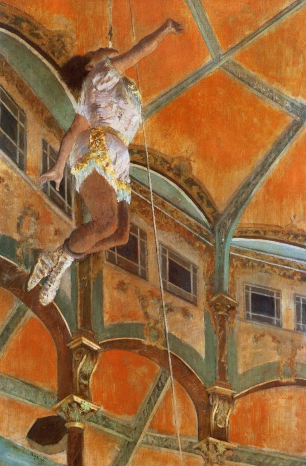 France Culture on en 2020 Cirque, Edgar dégas et Painting