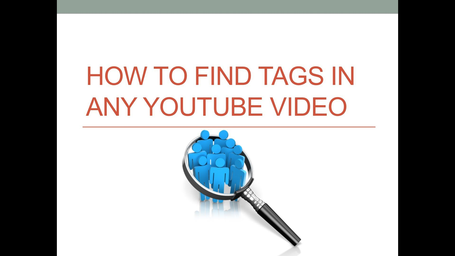 How To Find Image From Youtube Video