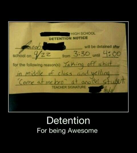 This kid..