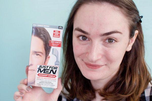 Diy Eyebrow Tint At Home Eyebrow Tinting Eyebrows Guys Eyebrows
