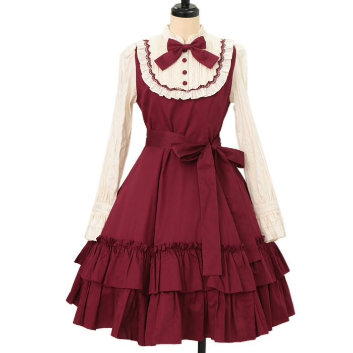 1c7bd42f2c318 メリールゥワンピース|ロリィタファッションMary Magdalene