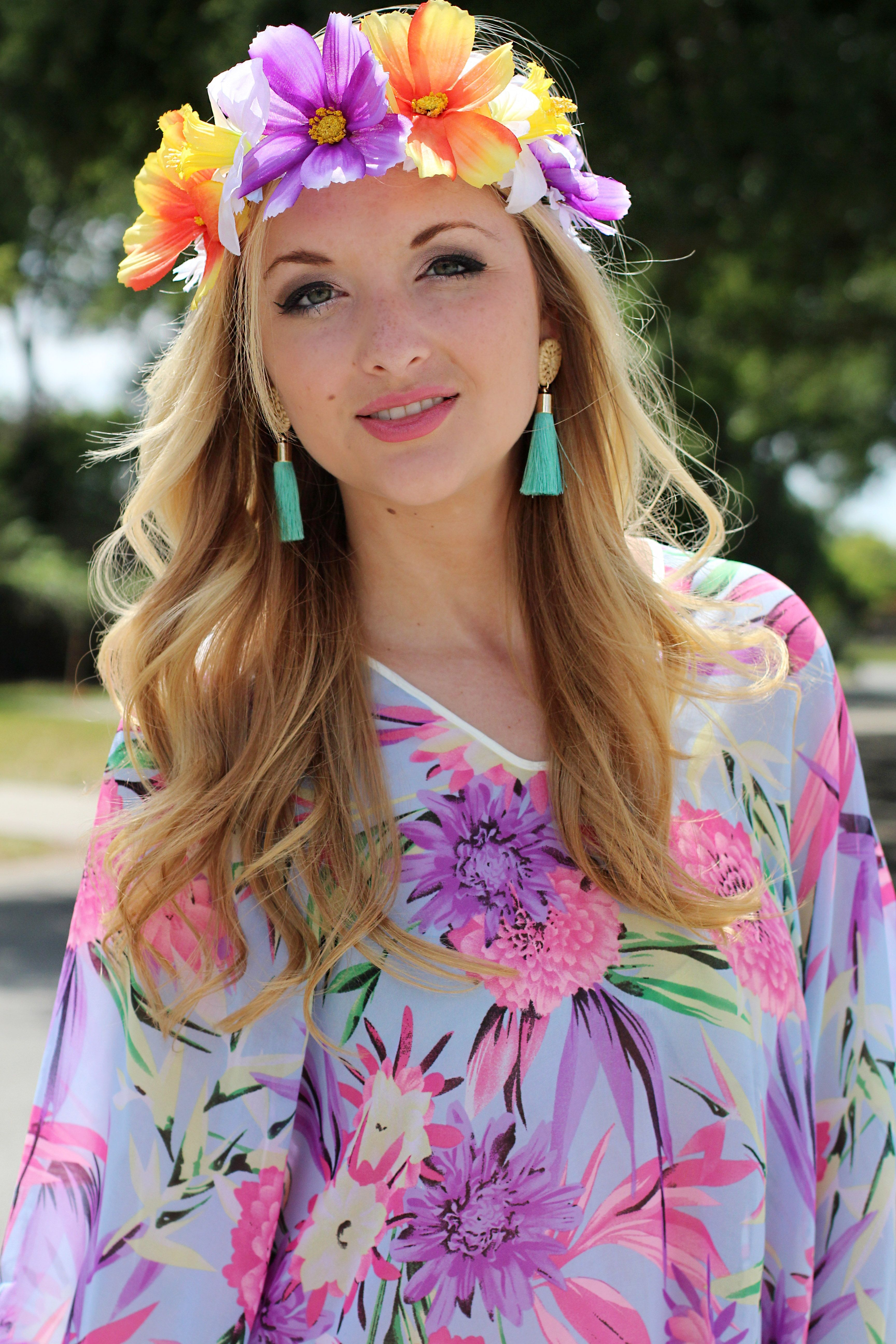 Never Naked - Boho Colorful Beach Cover-Up! $20 #NNB
