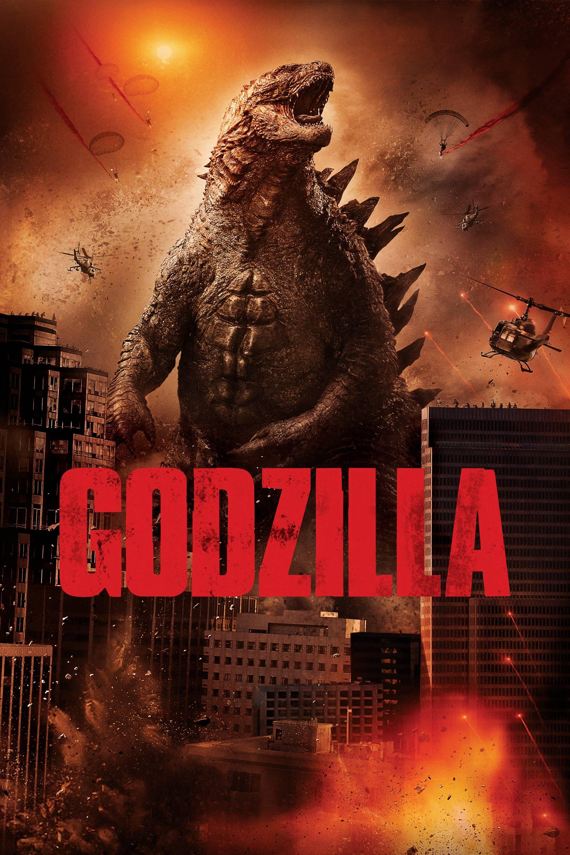 Godzilla (2014) Movie Poster Aaron TaylorJohnson, Ken