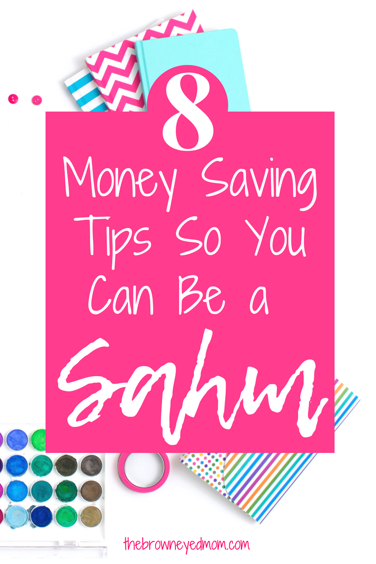 8 Tips On How To Afford To Be A Sahm