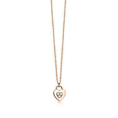 Tiffany co tiffany locksheart lock pendant tiffany co tiffany locksheart lock pendant aloadofball Choice Image