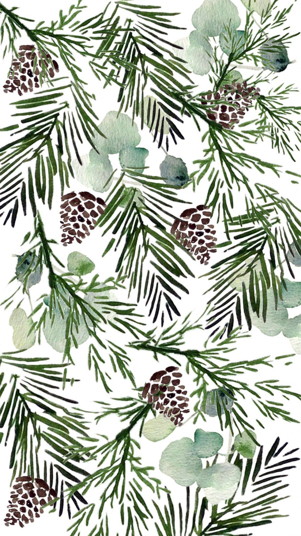 Free Winter Chic Wallpapers for Your Phone - Wonder Forest