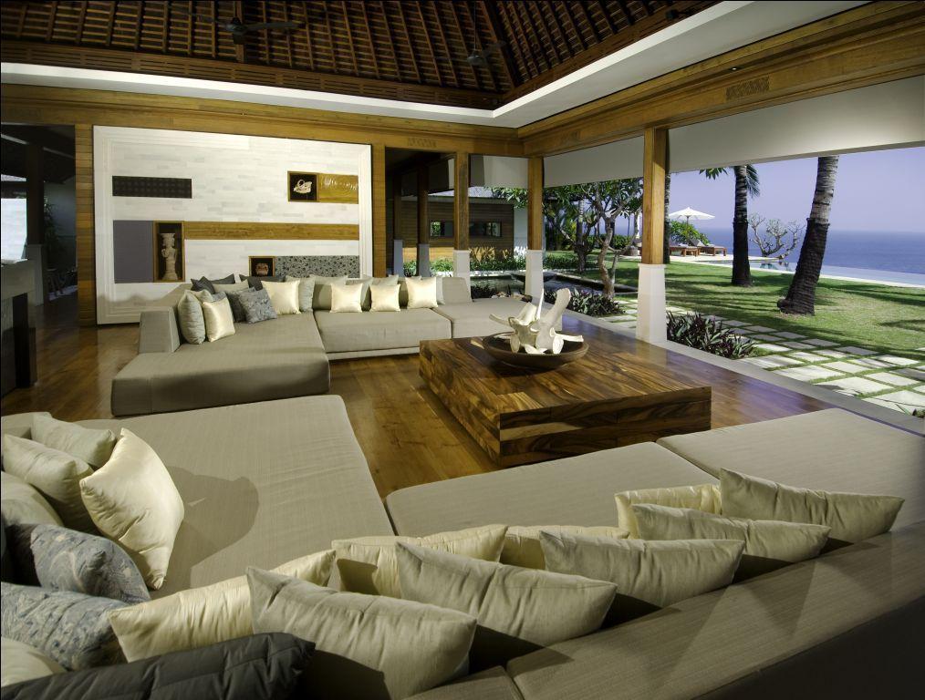 Istana Uluwatu Living Room Bali With Images Bali House Home