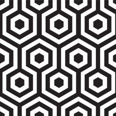 Geometric Patterns Black And White Buscar Con Google