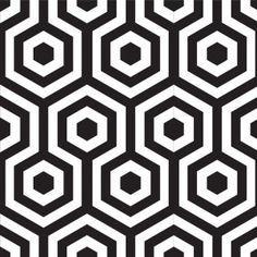 Geometric Patterns Black And White Buscar Con Google