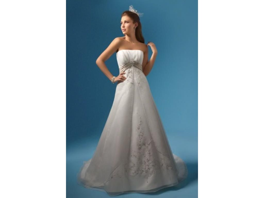 Alfred Angelo 2086 : buy this dress for a fraction of the salon ...