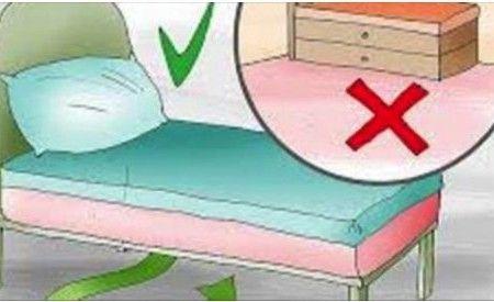Pravidlo feng shui: pod posteľou neskladujte nič okrem tejto jedinej veci!