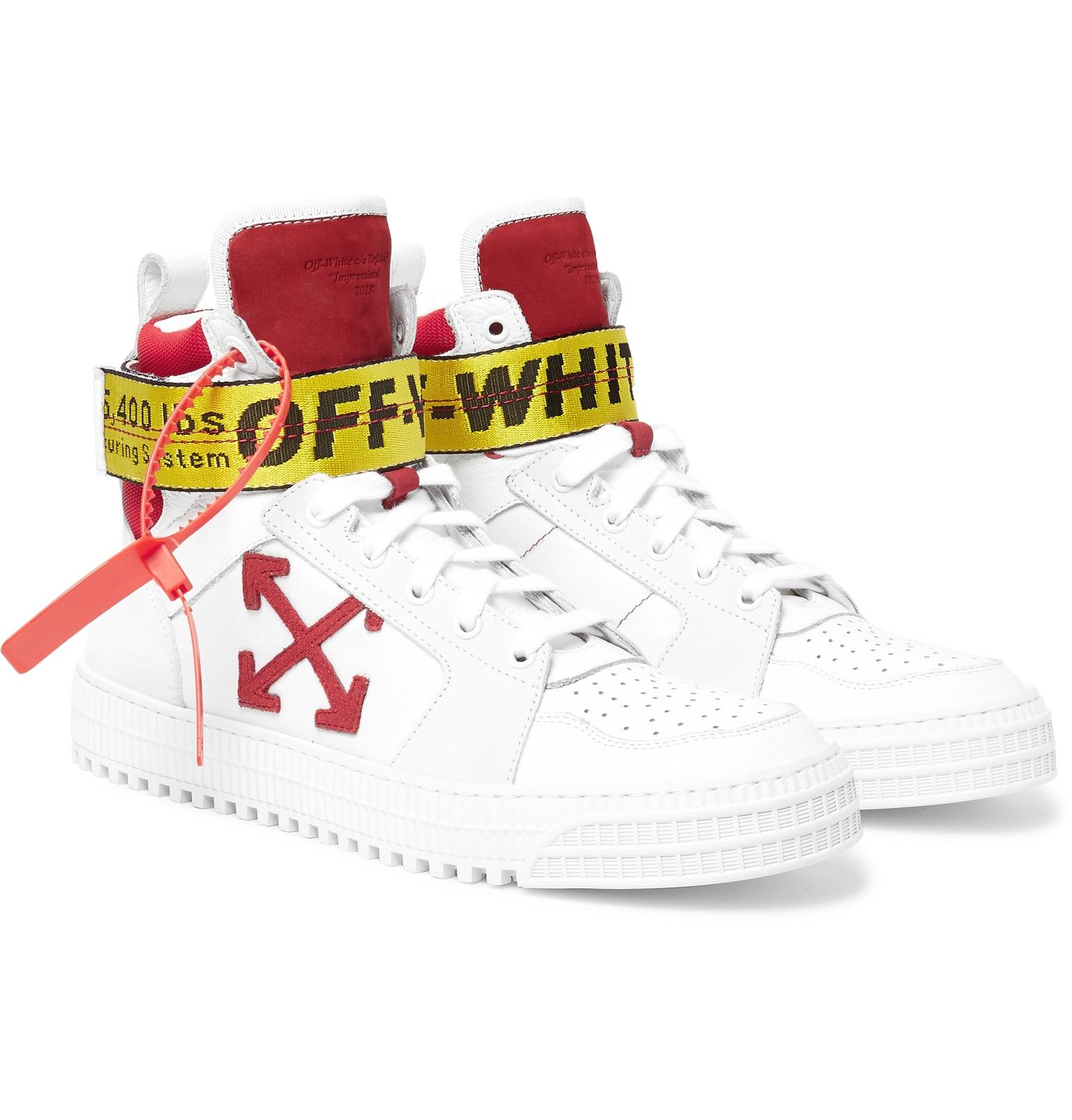 Nike x Off White Air Force 1 - Vancouver Streetwear