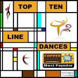 Copperknob Top Ten List Updated 4-9-2013  Some really cool new dances on the list!  Woot!