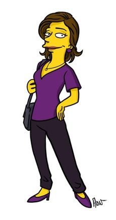 Simpsonized Breaking Bad: Marie