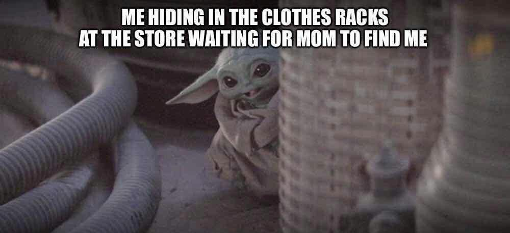 All Fun And Games Until No Chiccy Nuggies At Mcdonald S Next Door R Babyyoda Baby Yoda Grogu Yoda Mcdonalds Meme Yoda Images