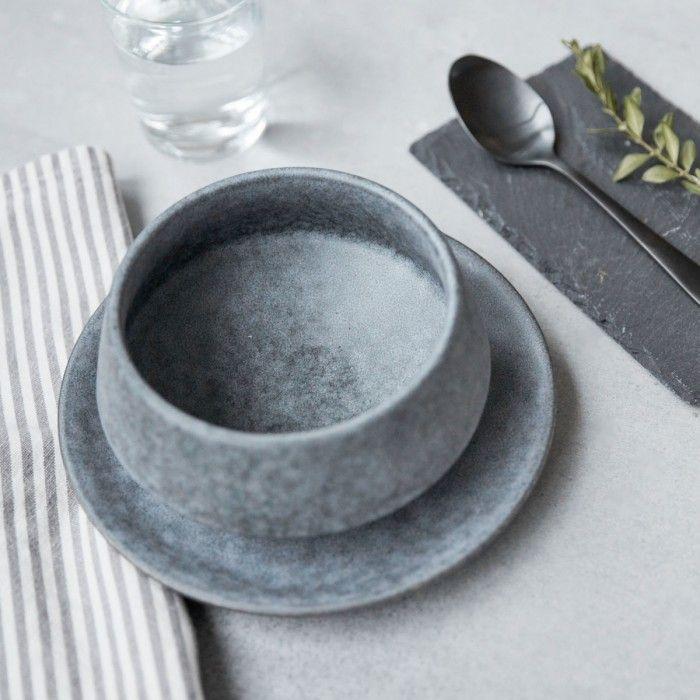Grey Stone Medium Bowl By House Doctor DK & Grey Stone Medium Bowl By House Doctor DK | My apartment ...