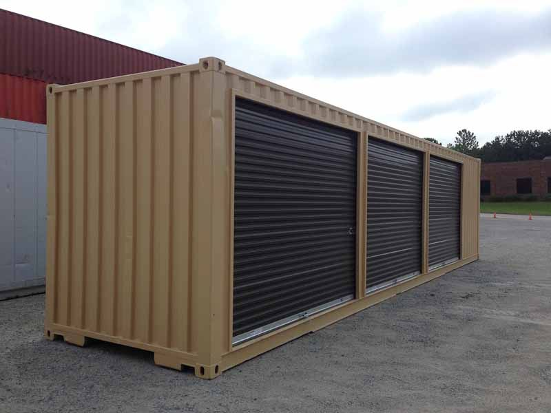Mini Storage Container Conversion Mini Storage Container Conversion Storage Container Homes Container Conversions Container House