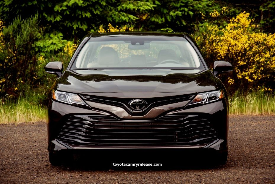 2019 Toyota Camry LE Changes Toyota camry, Camry, Toyota