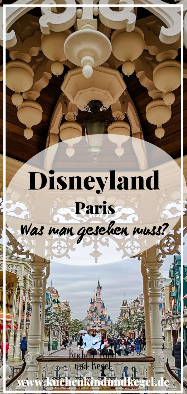 Photo of 1 Tag im Disneyland Paris Kuchen, Kind und Zapfen