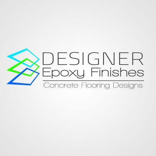 Designer Epoxy Finishes Create A New Logo For A Busy Epoxy