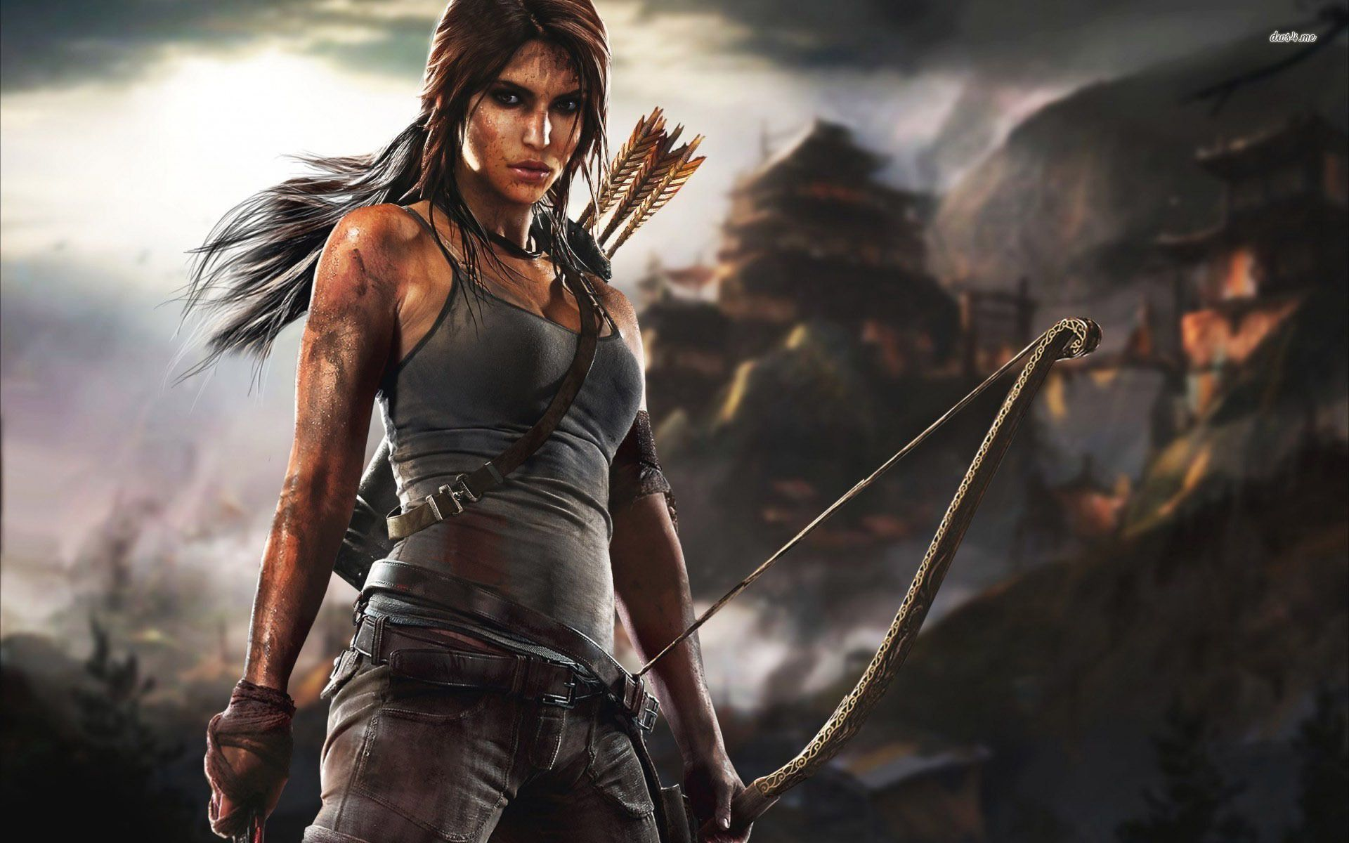Rise Of The Tomb Raider Hd Wallpapers Backgrounds Lara Croft Gta