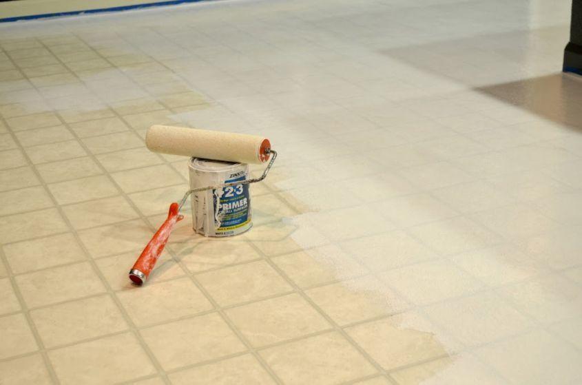 Rinnovare le piastrelle del pavimento tante idee creative per una