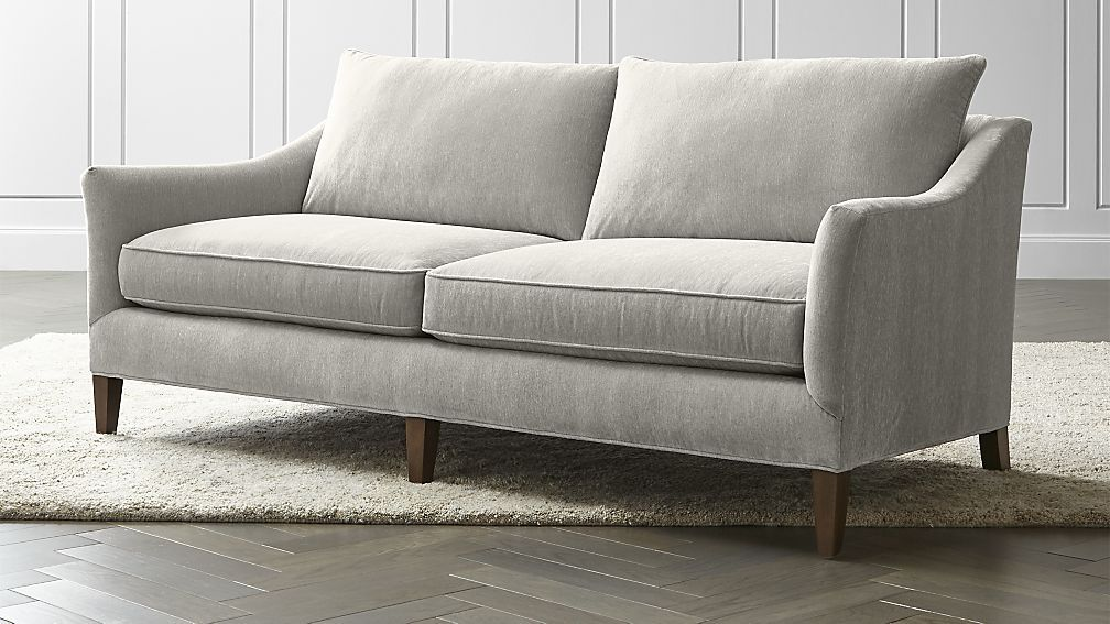 Keely Apartment Sofa Crate And Barrel