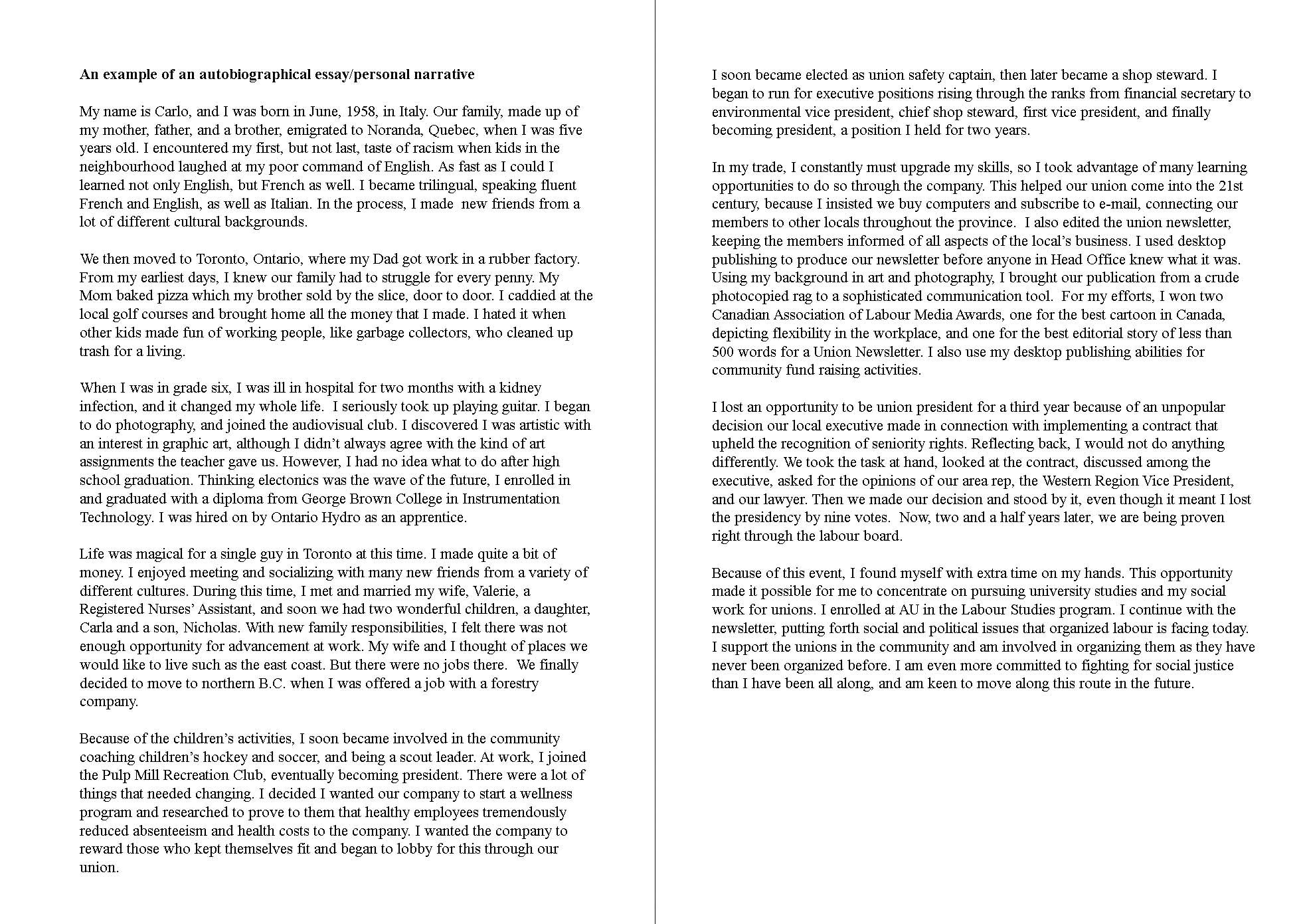 writing college entrance essays we welcome feedback about these handouts and suggestions for additional handouts - Writing Essays Examples