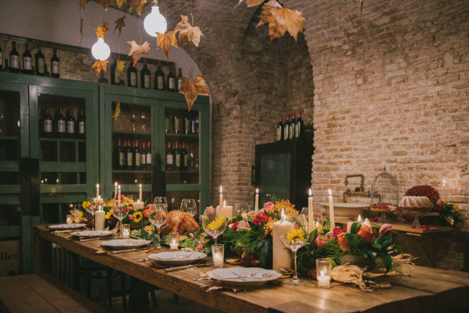 La cena de Acción de Gracias de My Little Pleaschhures © Cecilia Álvarez-Hevia de Días de vino y rosas