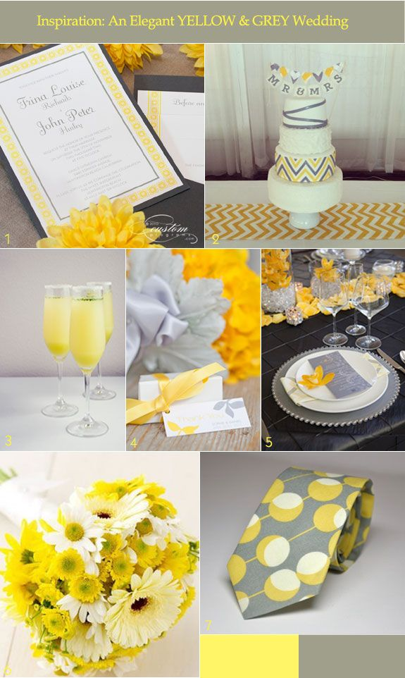 A mustard yellow and grey wedding with a modern flair decorao de a mustard yellow and grey wedding with a modern flair unique wedding ideas from the wedding bistro at bellenza junglespirit Images
