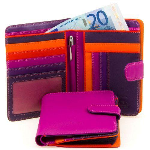 GENUINE MYWALIT Wallet Sangria Multi Woman - 229-75 7QAl7H9NI