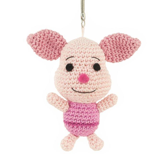 Crochet pattern Piglet - Winnie the Pooh | Amagurami | Pinterest ...