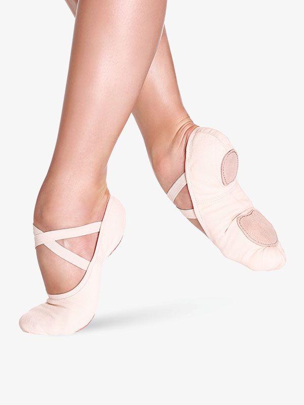 Grishko Tempo Split Sole Canvas Ballet Shoe 03017C
