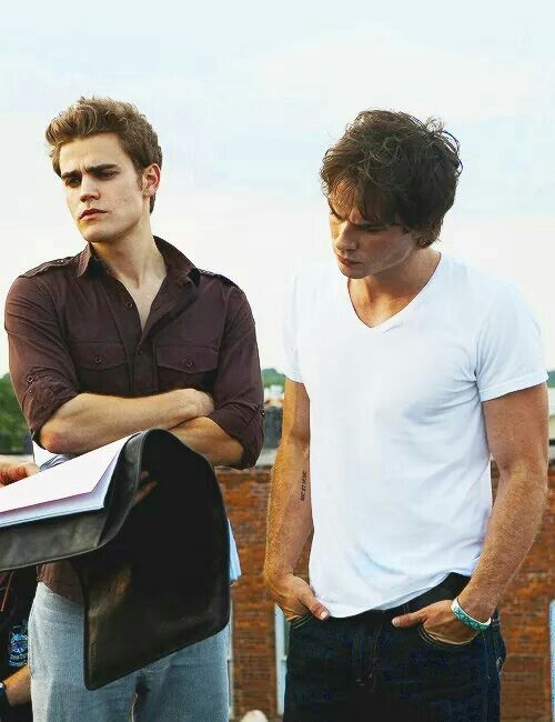 Paul e Ian