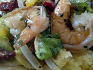 Tuscan Shrimp, Full ofFlavor!