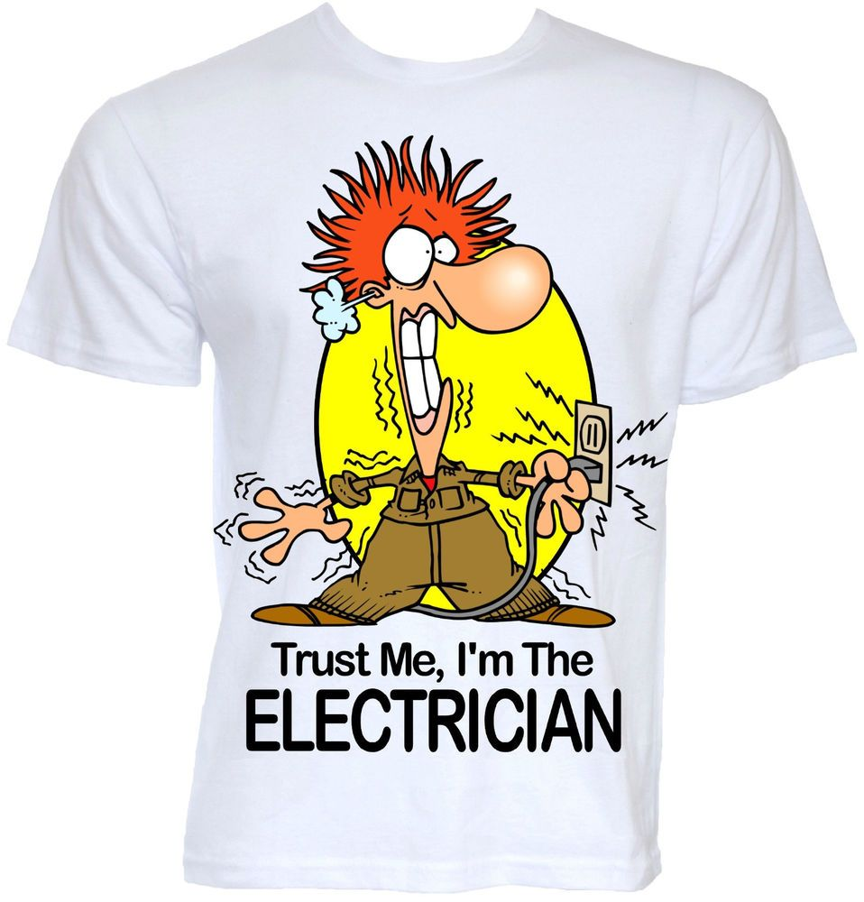 11f98a979fe MENS FUNNY COOL NOVELTY ELECTRICIAN SPARKY JOKE T-SHIRTS RUDE SLOGAN GIFTS  PRESENTS IDEAS FOR HIM HER BIRTHDAY CHRISTMAS SECRET SANTA