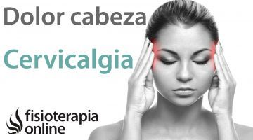 #Cervicalgia y dolores de cabeza. haraiberia.com