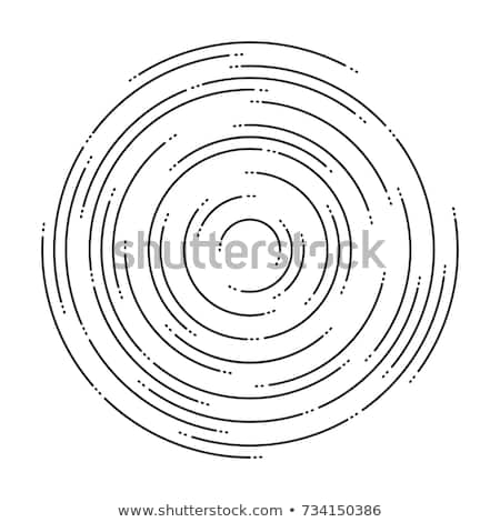 Vector Abstract Background Of Concentric Ripple Circles Circular Lines Graphic Pattern Dashed Line Ripples In 2021 Abstract Backgrounds Ripple Graphic Patterns